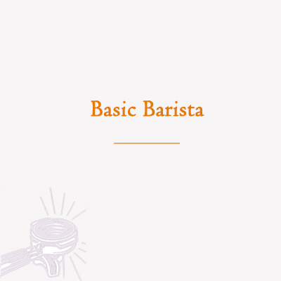 This 3-day training is designed for those who have no prior specialty in coffee experience and would like to learn the techniques behind espresso making. This course is also ideal for home professionals who like to deepen their barista skills.