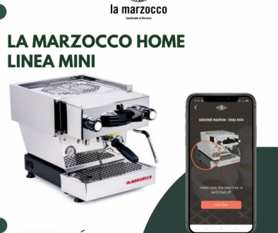 La Marzocco Home Connected Machines & Mobile App(1)